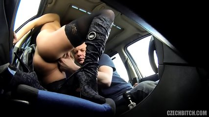 European Slut Does It For Money - scene 3