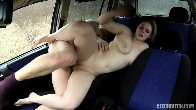 Real dutch hooker doggystyled in stockings 10