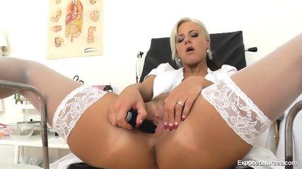 Deep Pussy Of Kinky Nurse