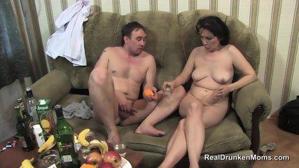 Drunk Housewife Needs Hardcore Sex - scene 8