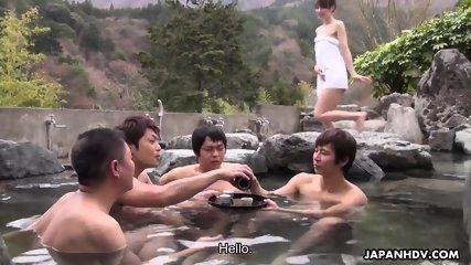 Orgy In Hot Springs - scene 2