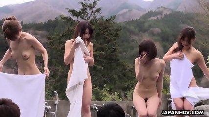 Orgy In Hot Springs - scene 3