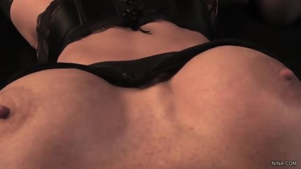Sexperiments With Elegant Lady With Stockings - scene 5