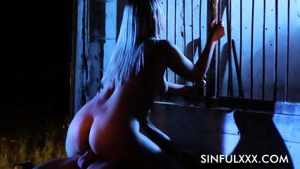 Sex Action At Night - scene 12