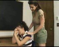 Schoolgirl gets fucked by her Teacher - scene 2