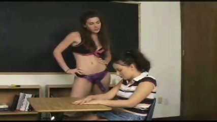 Schoolgirl gets fucked by her Teacher - scene 3