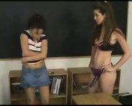 Schoolgirl gets fucked by her Teacher - scene 5