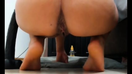 Webcam Big ASS Anal DILDO