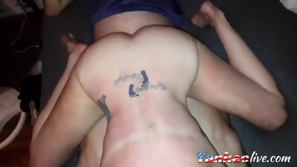 Husband films neighbor fucking his wife