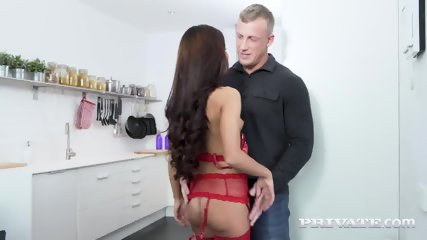 Apolonia Lapiedra Fucked Hard While Her Cuckold Husband Watches - scene 12