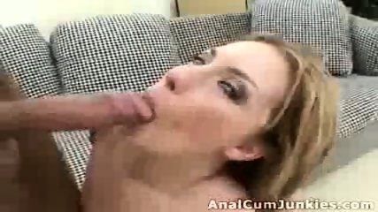 Ginger chick cumshot - scene 9