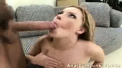 Ginger chick cumshot - scene 10