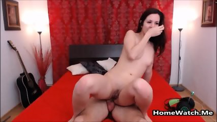 Horny Cumslut Getting Jizzed In Mouth