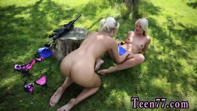 Brunette teen public xxx Naked women with guns