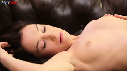 Young Brunette Riding Like A Pro - scene 5