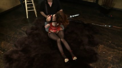 Tied Bitch Gets Stimulated - scene 10