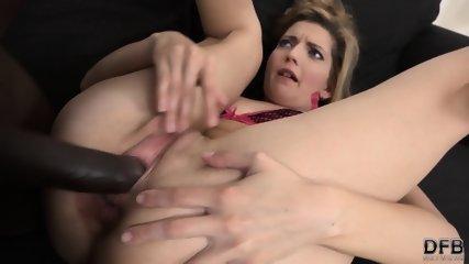Big Dick Explores Her Ass - scene 12
