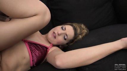 Big Dick Explores Her Ass - scene 7