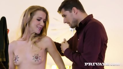 Hardcore DP With Alexis Crystal - scene 2