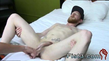 Penis jock sock gay Fisting the newbie , Caleb - scene 9