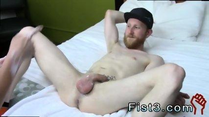 Penis jock sock gay Fisting the newbie , Caleb - scene 11