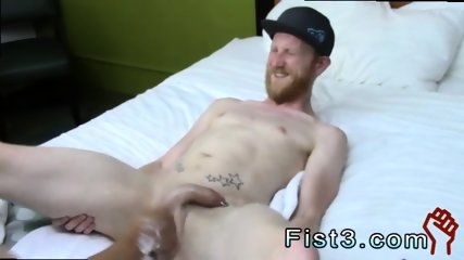 Penis jock sock gay Fisting the newbie , Caleb - scene 1