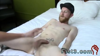 Penis jock sock gay Fisting the newbie , Caleb - scene 2