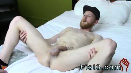 Penis jock sock gay Fisting the newbie , Caleb - scene 7