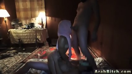 Arab slave Then, the search for her room came. - scene 3