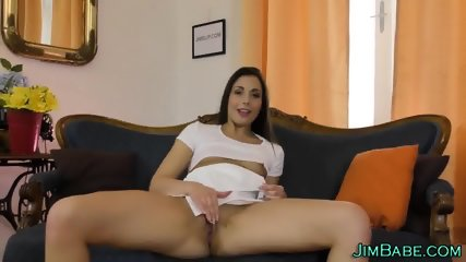 Cum mouthed brit blows - scene 8