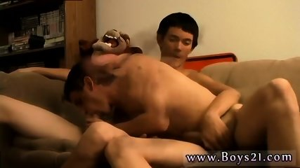 Drawing boys sucking dick and gay man his own moaning video Riley then masturbates, - scene 5