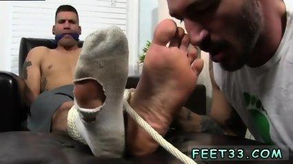 Sex younger gay boy emo video Johnny Foot Fucks Caleb - scene 8