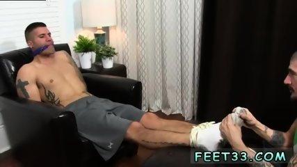 Sex younger gay boy emo video Johnny Foot Fucks Caleb - scene 4