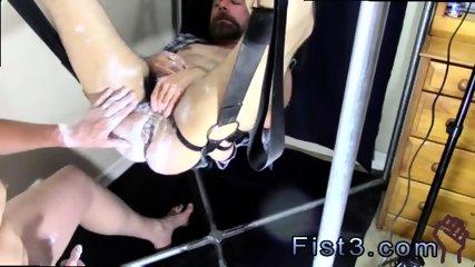 Dutch boy gay twinks fisted Punch Fisting Bo - scene 11