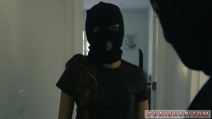 Hardcore rough xxx Bandits Of Bondage - scene 2