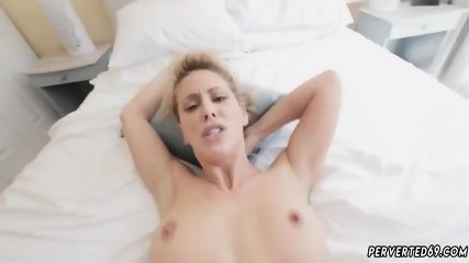 Young milf solo squirt and gangbang Cherie Deville in Impregnated By My Stepcompeer s son - scene 8
