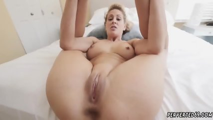 Young milf solo squirt and gangbang Cherie Deville in Impregnated By My Stepcompeer s son - scene 10