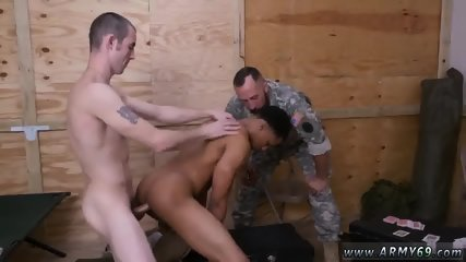 Military gay sex Mail Day - scene 4