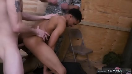 Military gay sex Mail Day - scene 5