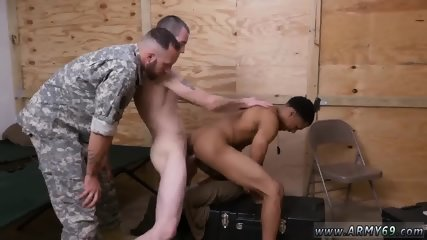 Military gay sex Mail Day - scene 6