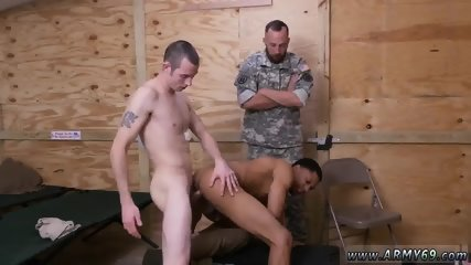 Military gay sex Mail Day - scene 7