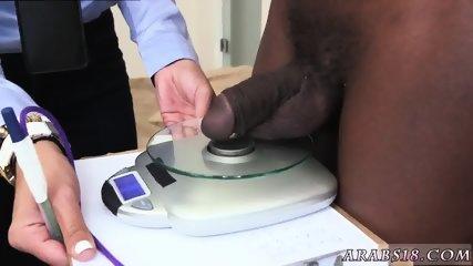 Amateur arab milf and big booty sex Black vs White, My Ultimate Dick Challenge. - scene 5