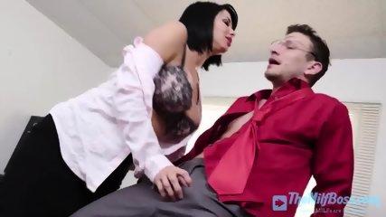 Busty Milf Fucked by Her Horny Guy - scene 6