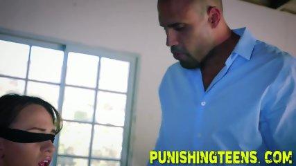 Bound gagged ho rides bbc - scene 3