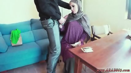 Arab party Money make her want the fuck. - scene 6