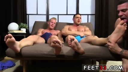 Emo gay sexy feet movie Ricky Hypnotized To Worship Johnny & Joey - scene 11