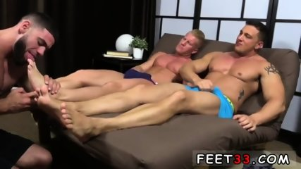 Emo gay sexy feet movie Ricky Hypnotized To Worship Johnny & Joey - scene 5