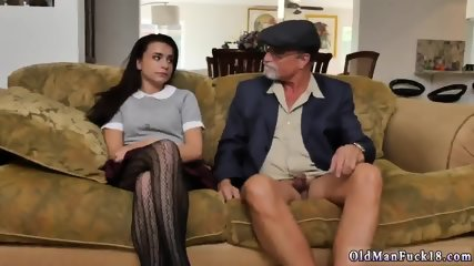 Teen brutal dildo Riding the Old Wood! - scene 10