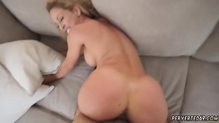 British mature milf Cherie Deville in Impregnated By My Stepcompanion s son - scene 3