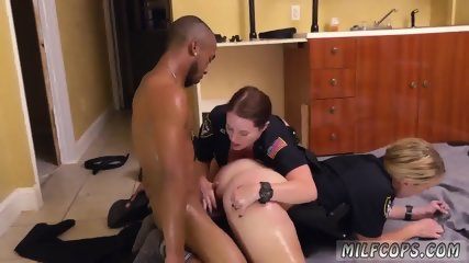 Milf huge anal dildo and red head small tits Black Male squatting in home gets our mummy - scene 1